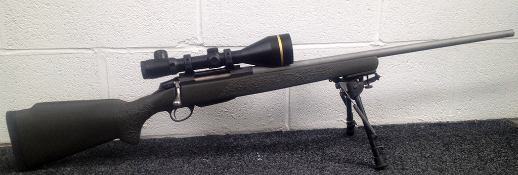 Justin Day Rifle